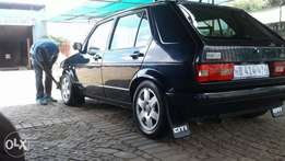 Vw golf1.4i city storm