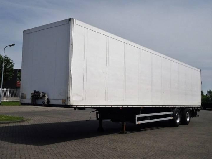 Schmitz Cargobull SKO 20 - 2000