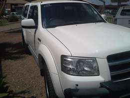 2008 Ford Ranger 3.0 TDCi Supercab in a very good conditoion