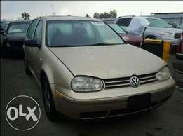 Very clean Golf Volkswagen