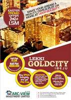 Best offered in Lekki, Buy 5plots and get One plot for Free
