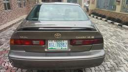 Neatly used Toyota Camry 1998 model just like tokunbo Lagos cleared