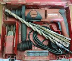 Hilti - Rotary Hammer - In Working Perfect Condition
