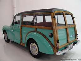 Morris Woody wanted for restoration