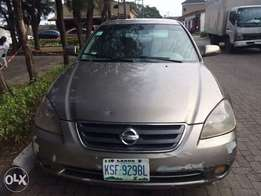2003 Nissan Altima for 500k