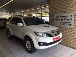 2012 Toyota Fortuner 3.0D 4D 4x2