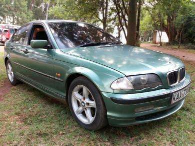 Bmw 318i,auto,yr 2000,mint condition.trade in ok Karen - image 5