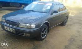 QUICK SALE ON Nissan KAT-942M, with mileage of 167,000