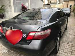 This is a 2008 clean registered Camry with fabric seats available 1.9M