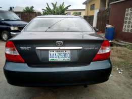 Super clean slightly Nigerian used 2004Toyota Camry big Dady for sale