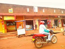 9 shops and 8 double rooms for sale in lubaga wakurukuku