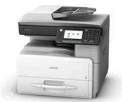 Ricoh mp 301 Photocopier, printer and a scanner