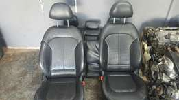 Hyundai Ix35 Leather Seats