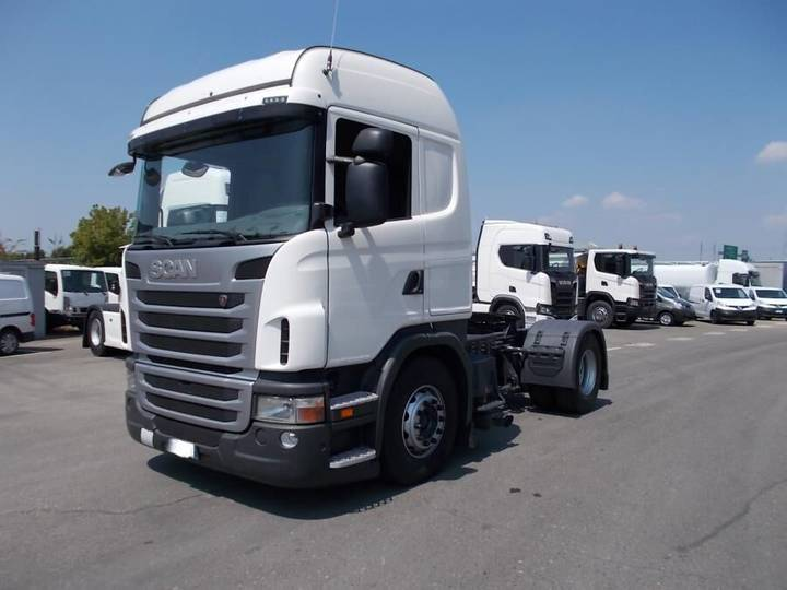 Scania G440 A 4X2 - 2013