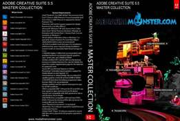 5CS-5Adobe - Creative Suite 5 Master Collection