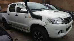 Tokunbo Toyota Hilux