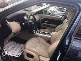 Just Landed Tokunbo Range Rover Evoque 2013 model
