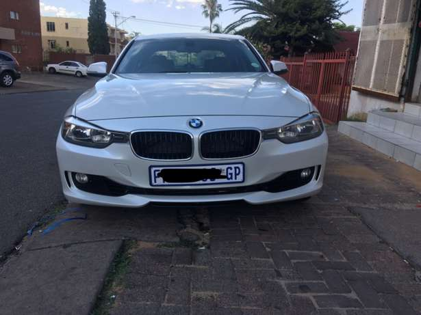 BMW 320 D auto f30 for cheap price Claudius - image 8