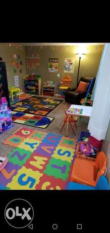 Day care and baby sitting tusion available in DARSAIT near junr school