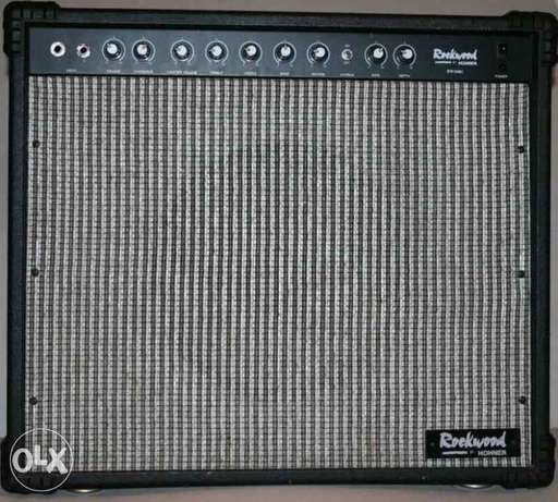 "Guitar amplifier - Hohner Rockwood rw50rc 150watt 12"" speaker"