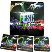 Fuel & Electricity Saver Card (FESC)