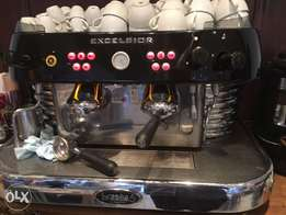 Brasillia excelsior espresso machine 2 group