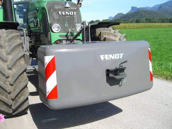 Frontballast-Gewicht MB-LINE 1450 kg NEU
