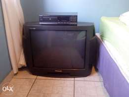 TV and CD Player
