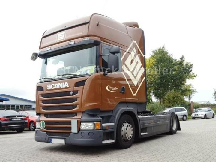 Scania R410 MEB Topline / Retarder / Standklima - 2014 - image 12