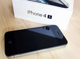 i phone 4s any colour and space