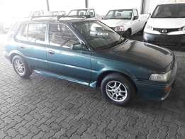 1997 Toyota Tazz Conquest 130