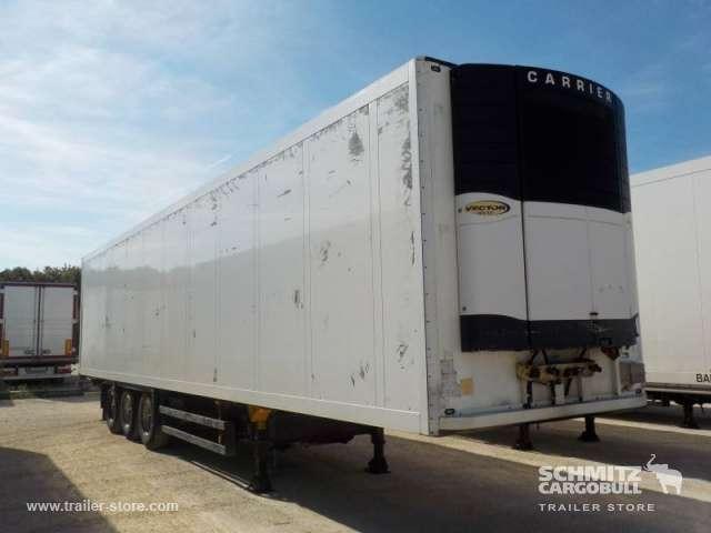 Schmitz Cargobull Mélyhűtő koffer Multitemp Taillift - 2004