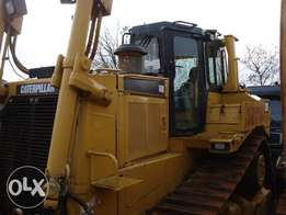 Caterpillar D8R - To be Imported