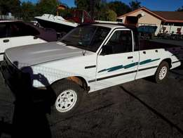 Ford courier 2.2 diesel. Non turbo