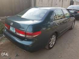 Honda Accord EOD V6