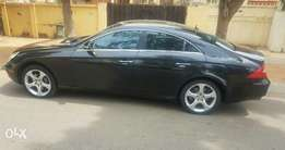 Grade One Mercedes Benz CLS500 for good sale