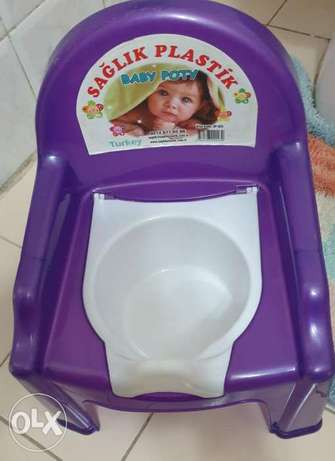 Baby seat potty for sale