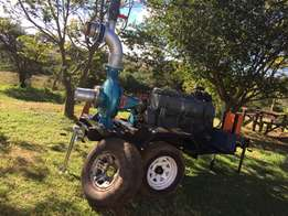 Diesel Driven Water transfer /Irrigation Pumps