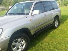 2000 toyota landcruiser 4.2 diesel automatic