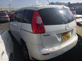 Salvage Mazda premacy
