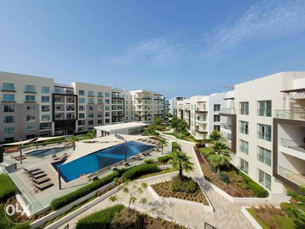 Exceptional Deal 1 BR Lux Apartment In The Gardens Al Mouj -For Sale