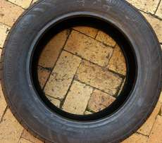 Tires as new
