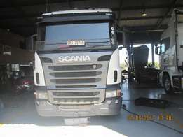 Scania R470 and SA Truck Bodies 6 x 12 Interlink for sale