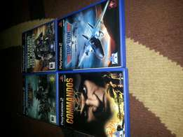Ps 2 games for sale or swap
