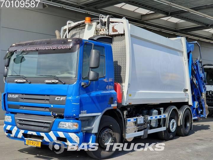 DAF CF75.250 6X2 Manual Ros Roca Aufbau EEV - 2018