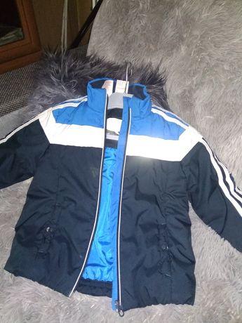 Kurtka Wiosenna Adidas Dla Dzieci OLX.pl