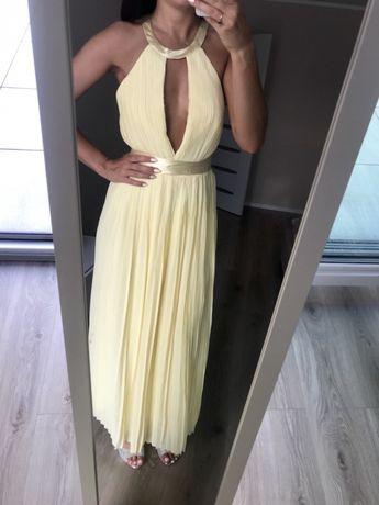 8f1f7ea9c1 Asos nowa sukienka 36 długa maxi suknia wesele lou Tomaszów Lubelski -  image 1