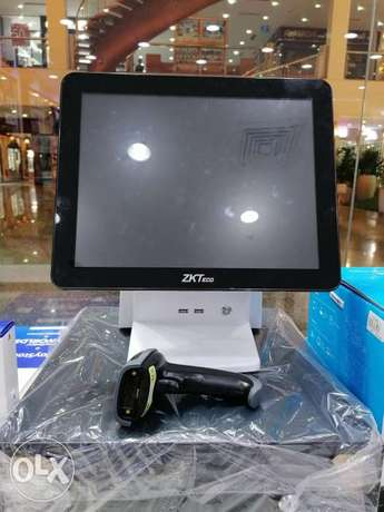 Zkt POS sale system with software