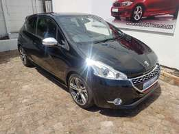 2016 Peugeot 208 GTi, only 10 000 km for R 229 995