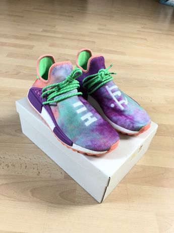 Adidas Human Race NMD X Pharrell Williams Holi Festival
